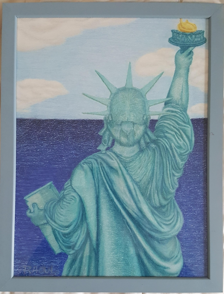 Statue of Liberty by Raoul.G